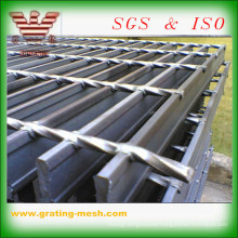 Galvanized I-Shape Steel Grating for Power Plant