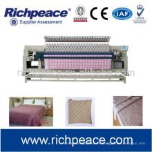 Industrial computarizado acolchado y máquina de bordar para edredones