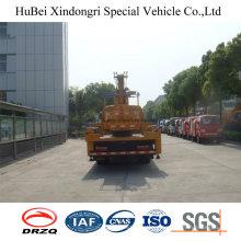 18m Dongfeng Euro5 Aerial Platform Working Truck