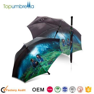 23 '' 8k photographie réflecteurs photos impression parapluie