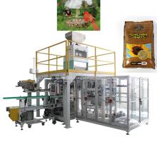 Упаковка семян подсолнечника для корма для диких птиц