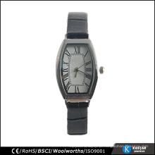 Relógios de aço inoxidável para trás japão pc21 movimento senhora relógio níquel livre