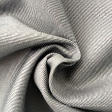 100% tecido de sarja de algodão sólido (QF13-0240)