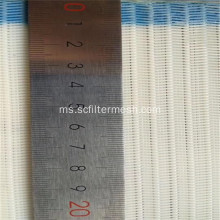 Tekan Dewatering Machine Polyester Mesh Filter Belt