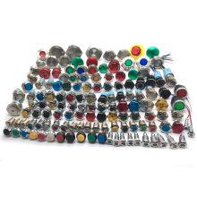 Различные Кнопки Аварийного Электрического, Водонепроницаемый Металлический Кнопочный