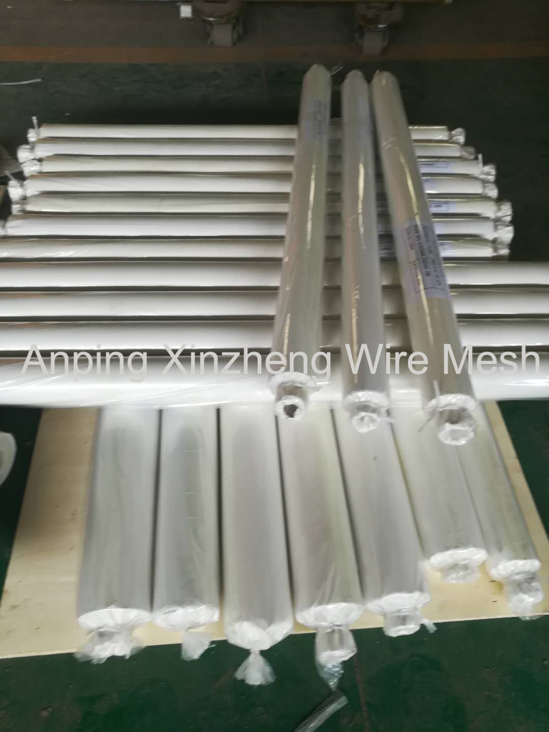 S.S. Wire Mesh