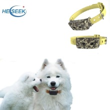 GPS Tracker Collar Pet Dog com câmera