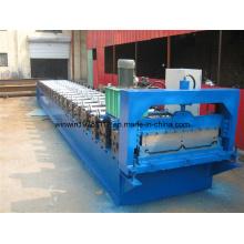 Высокоскоростная машина для производства цветной стальной плитки