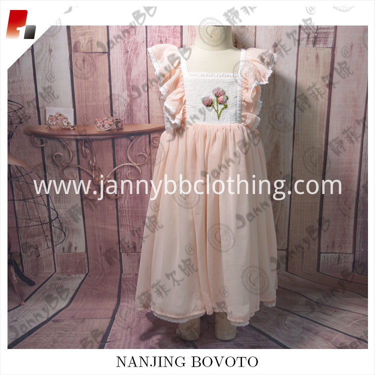 girls smocking dress06