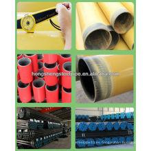 Tubería de aislamiento térmico de acero para petróleo / gas