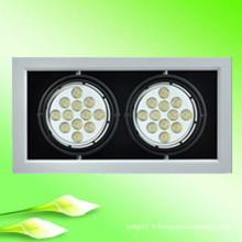 Shenzhen fabrique de haute puissance ultra lumineux ce rohs approuvé 14w 18w 20w led grill strobe lights