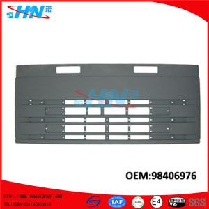 Aftermarket Auto Grille 98406976 Iveco Truck Parts