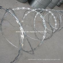 Hot-Dipped Galvanized Razor Wire