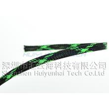 Sleeving trançado resistente ao calor para o cabo