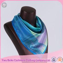 Date de vente super évalué 100% foulard en soie carré / long cou écharpe