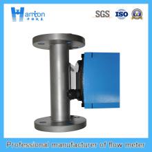 Вертикальная установка Ротаметр металлической трубки 316L для Dn100-Dn150