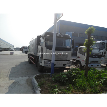 Dongfeng 4x2 multifunctional green sprinkler truck