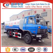 Caminhão novo do tanque de água do dongfeng 4 * 2 de 2016, caminhão da água 10cbm à venda