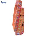 Présentoir en carton de fabrication de carton de Funko Pop usine