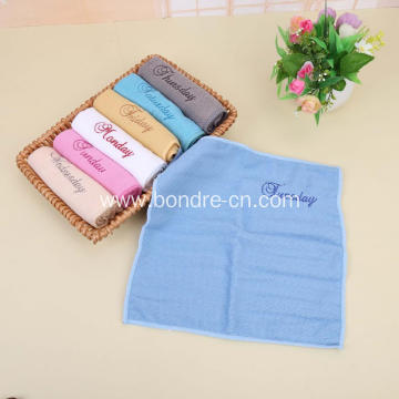 Week Pack Microfiber Multi-purposes Towels Set