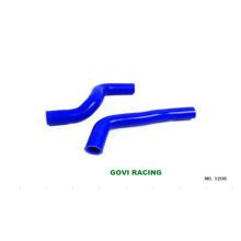 Mustang 3.8L 01-04 Tubería automática de la manguera del silicón Toma azul