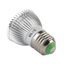 Bonne tasse de lampe de 3W LED de prix (la couleur peut être cutomized)