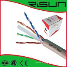 Завод питания горячий продавать кабель связи кабель cat6 UTP кабель