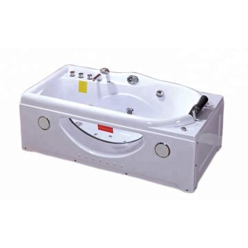 Panel de control de computadora de bañera de masaje acrílico
