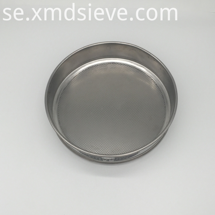 67 micron stainless steel test Sieve