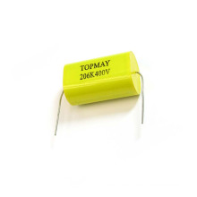 Metallized Polypropylene Film Capacitor Axial Type (TMCF20) 1NF/1500V