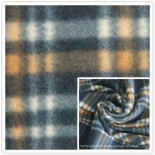 Brushed Polar Fleece Fabric Printed 100%Polyester Fleece Print Polar Fleece Fabric Factory