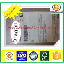 Papel Adesivo Branco 90g (Whoesale)