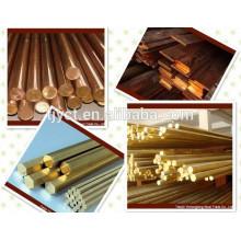 venda quente de cobre de bronze tubo / tubulação preço de fábrica por kg