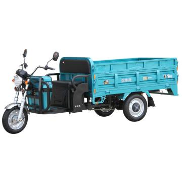 3 wheels electric cargo trike with drum brake