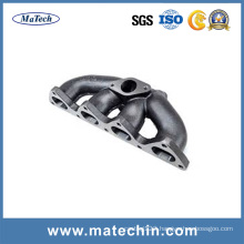 Factory Customized ISO9001turbo Exhaust Manifold Iron Casting