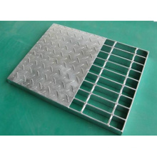 Compound Hot Dipped Steel Grating