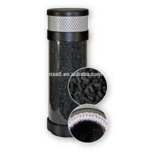 Carcasa activada por Palm Shell para filtro de agua