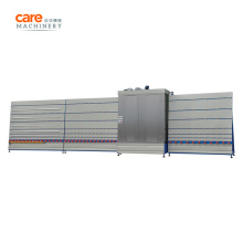 Glass Washing And Drying Cleaning Machine
