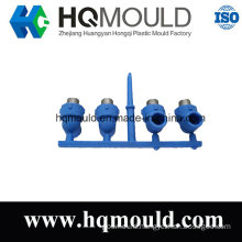 High Quality Couple Tee Pipe Fitting Plastic Injection Mould