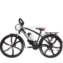 250W Aluminium Ce Electric Mountain Bike