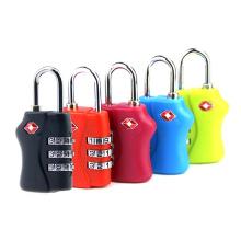 Tsa338 Combination Lock Travel Luggage or Bag Code Padlock