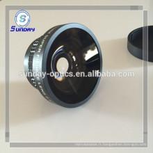 Fisheye de 37mm de haute qualité fabriqué en Chine