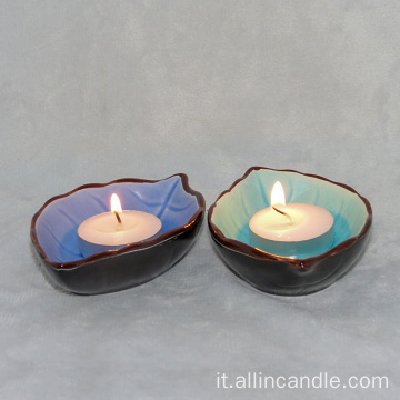 Tealight Candle Unscented 14g lumini tealight per decorativi