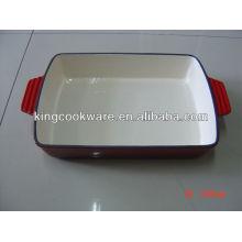 Good Quality Cast Iron Gratin Dish