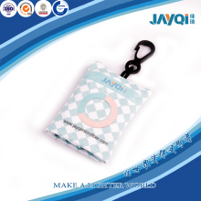 Eco-friendly Anti-bacterial Microfiber Cloth Keychain
