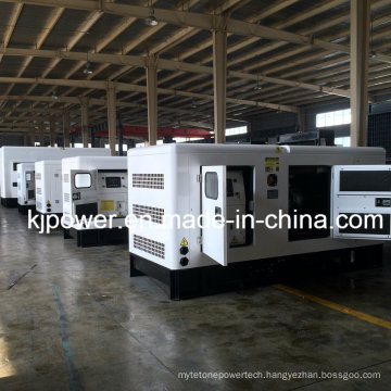 Silent Electric Diesel Generator Powered by Cummins Engine (25kVA-250kVA)
