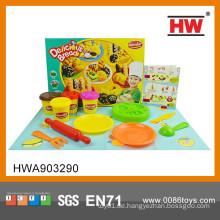 Lustige handgemachte pädagogische Spielwaren Plastilin magische Spielzeug handgemachte Lehmspielwaren