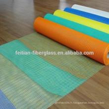 Maille de fibre de verre 145gr couleur verte