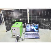 Sistema de energía solar 50W de la casa entera