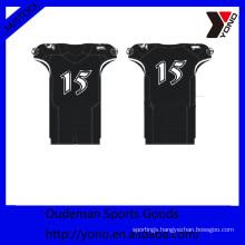 High quality team custom set rugby jersey